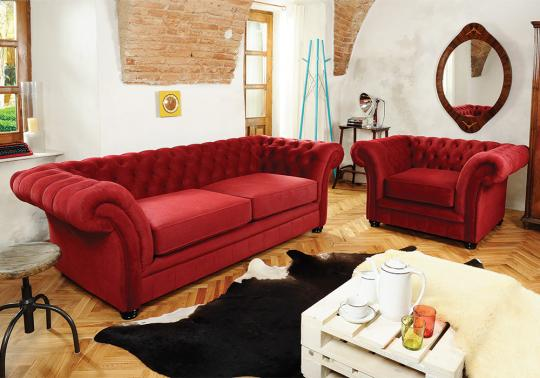 canapele chesterfield extensibile