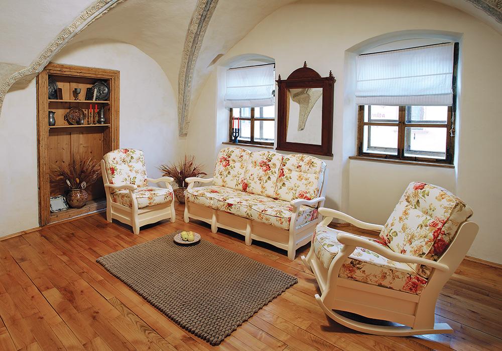 Canapea Roma 3 locuri extensibilă