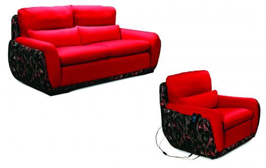 Canapea Viena 3 locuri extensibilă
