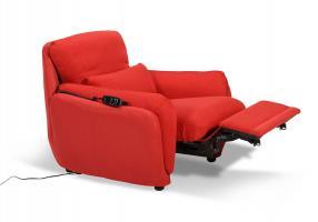 Fotoliu relaxare Viena cu recliner electric