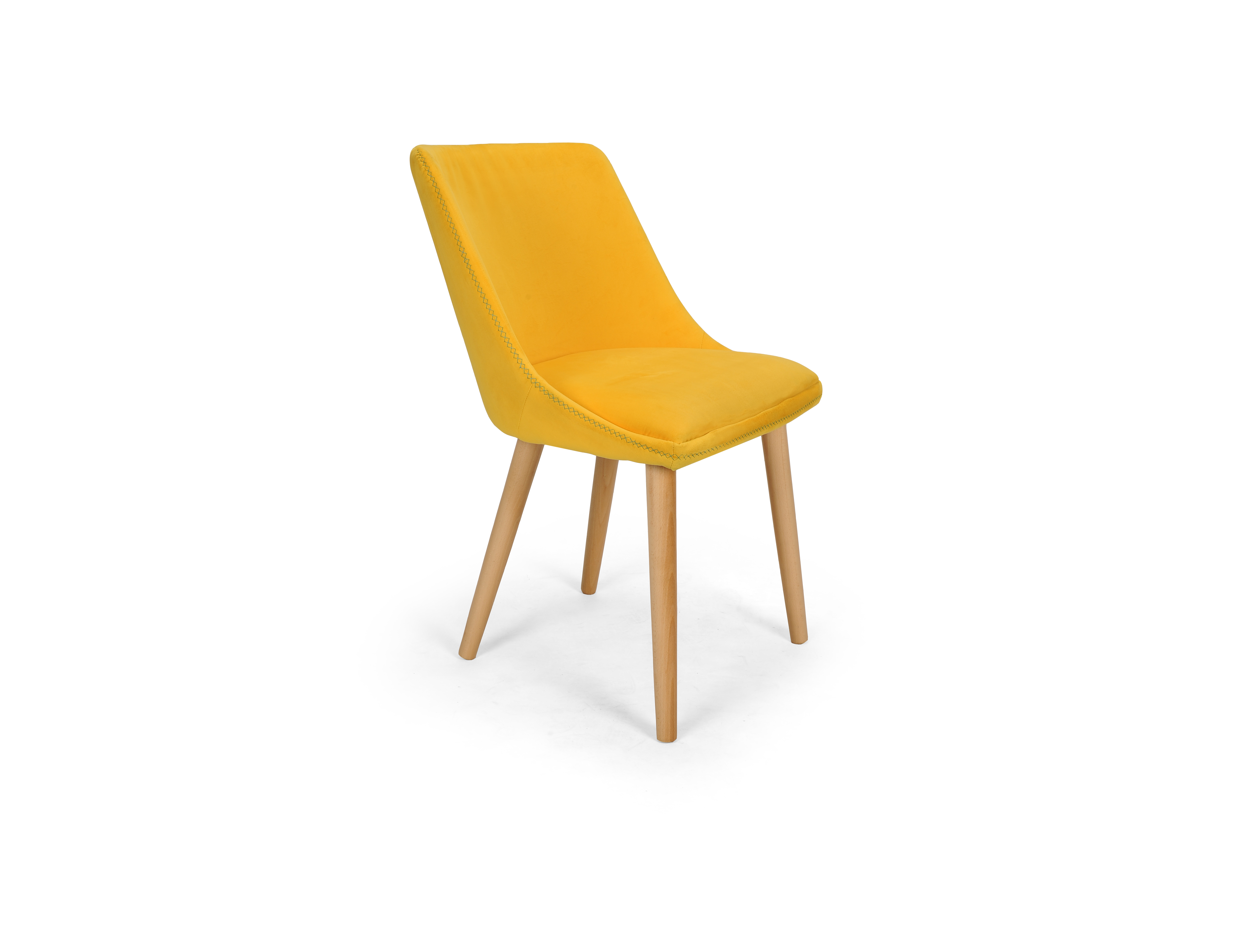 Scaun Alberta yellow